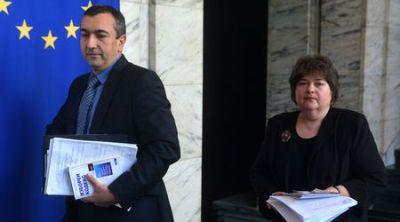 ЦИК: ГЕРБ са участници по право в агитацията за референдума и не могат да бъдат отстранени