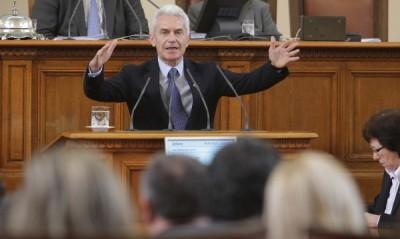 Скандал в парламента межу Сидеров и Рашидов заради българо-турска продукция