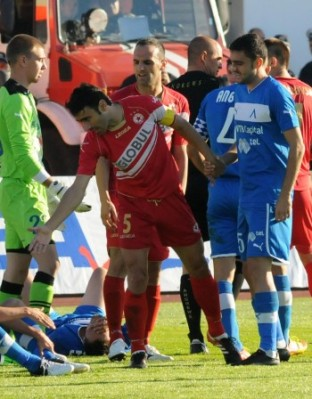 """""""Футбол Про Медиа"""" ООД и ТВ7 сключиха споразумение за излъчване на футболните срещи от """"А"""" група."""