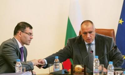 Дянков се отказа от увеличаване на заплатата на премиера
