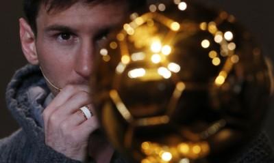 Лионел Меси за 4 път със Златната топка