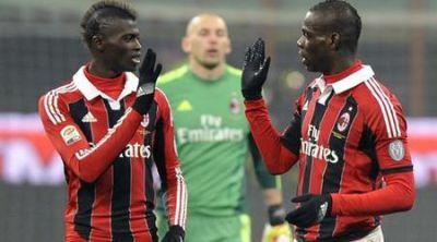 """""""Милан"""" ще търси добър резултат срещу """"Барселона"""" без жокера си Балотели"""