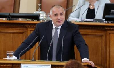 Борисов: ГЕРБ е единствената партия, която няма медии