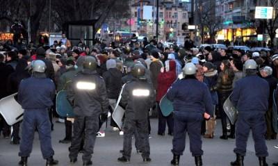 """""""Мафия!"""", скандираха хиляди срещу високите сметки за ток"""