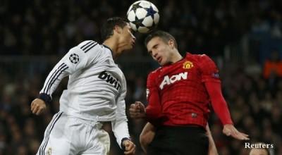 Двата тима завършиха 1:1 след голове на Дани Уелбек и Кристиано Роналдо