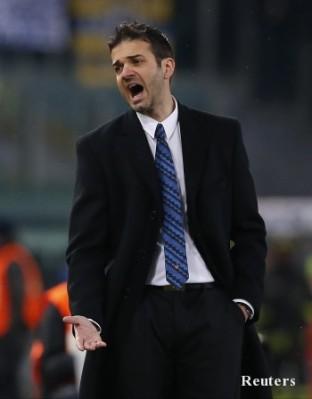 """Сиена – Интер, двубой от 23-тия кръг на италианската Серия А. Стадион """"Артемио Франки"""", 16:00 часа българско време."""